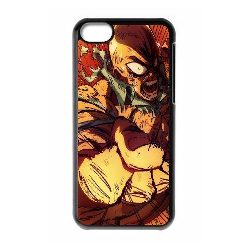 One Punch Man EF68TB3 cas d'coque iPhone de téléphone cellulaire 5c coque W1VD1B7QG