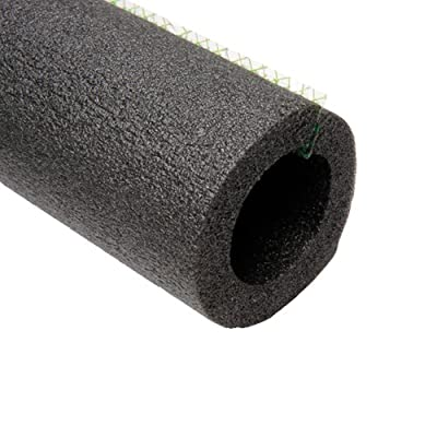 LSP F-23834-SS Innofoam Self-Sealing, 2 3/8-Inch ID X 3/4-Inch Wall, 54-Feet, Black