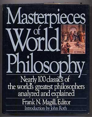 0060164301 - Frank Magill; John Roth: Masterpieces of World Philosophy - Buch