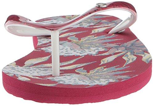 Roxy Women's Portofino Flip-Flop Red OvJarJJr