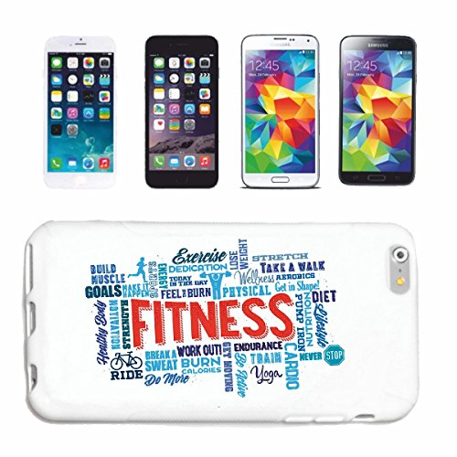 "cas de téléphone iPhone 6+ Plus ""BE ACTIVE FITNESS SKATE RACE JOGGING RUNNING POIDS FORMATION DANCE BODYBUILDING GYM GYM muskelaufbau SUPPLEMENTS WEIGHTLIFTING BODYBUILDER"" Hard Case Cover Téléphone C"