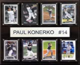 MLB Chicago White Sox Paul Konerko 8-Card Plaque, 12 x 15-Inch