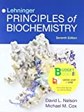 img - for Loose-leaf Version for Lehninger Principles of Biochemistry 7E & SaplingPlus for Lehninger Principles of Biochemistry 7E (Six-Month Access) book / textbook / text book