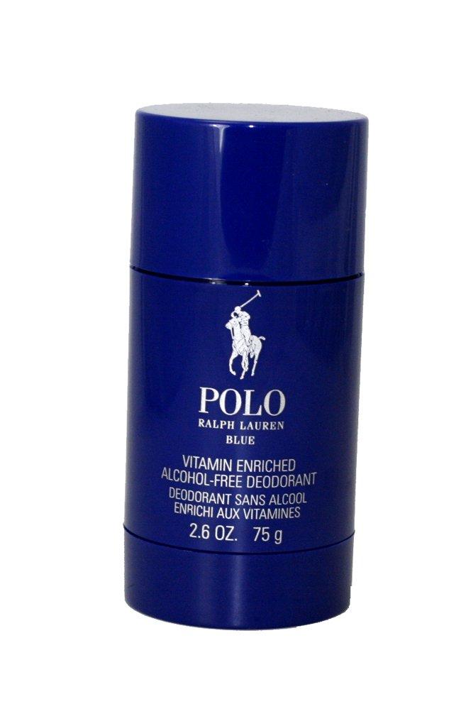 Polo Blue Ralph Lauren Deodorant Stick 2.6 Oz For Men