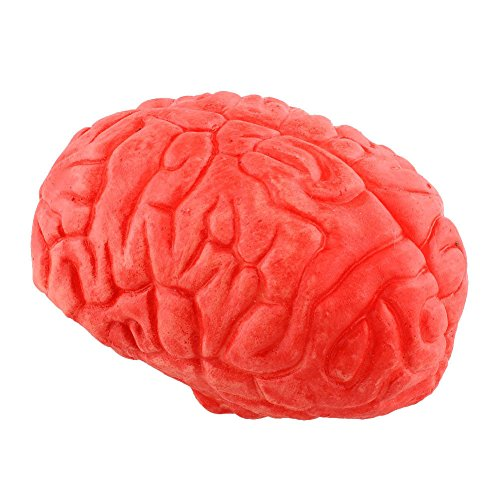 [Halloween Horror Props Brain Haunted House Party Scary Trick Decorations Gift] (Vintage Blow Up Halloween Costumes)