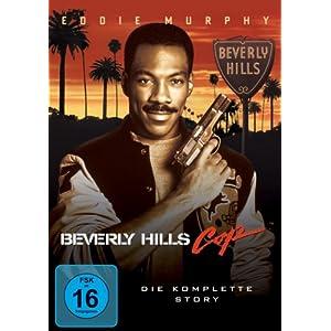 [Kult!] Berverly Hills Cop 1 3 auf DVD für 12,09€ inkl. Versand