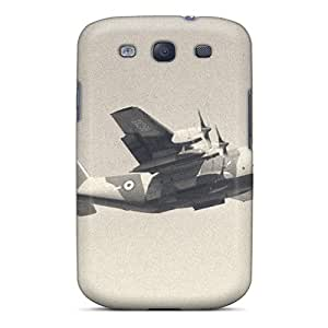 Galaxy S3 The Workhorse Of The Royal Air Force Masirah 1970 Print High Quality pc Gel Frame Case Cover