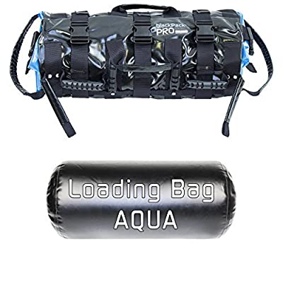 blackPack PRO Set AQUA sandbag strength training by Aerobis ltd (Sports)