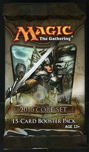 Magic the Gathering Card Game 2010 Core Set Booster Pack [Toy]