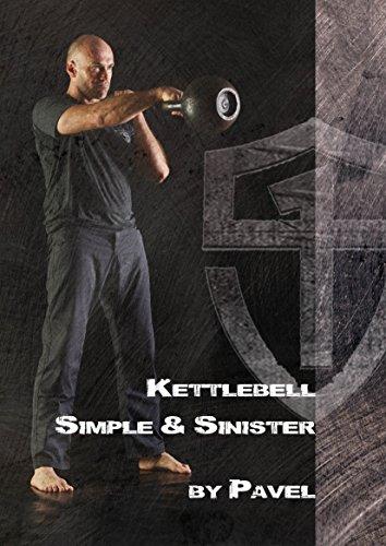 Kettlebell Simple & Sinister Paperback – November 20, 2013