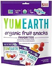 YumEarth Organic Vegan Fruit Snacks