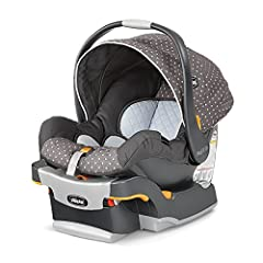 The #1-rated Chicco KeyFit 30 Infant Car Seat is engineered with innovative features that make it the easiest infant car seat to install simply, accurately, and securely every time. The KeyFit 30's stay-in-car base has a ReclineSure leveling ...