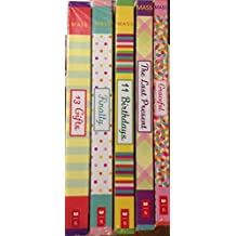 Wendy Mass Willow Falls Birthday Pack of 5 Books: 11 Birthdays / Finally / 13 Gifts / The Last Present / Graceful