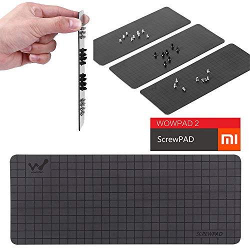 (Xiaomi Mijia Wowstick Wowpad 2 Magnetic Screw Pad Position Memory Plate Mat Repair Tool )