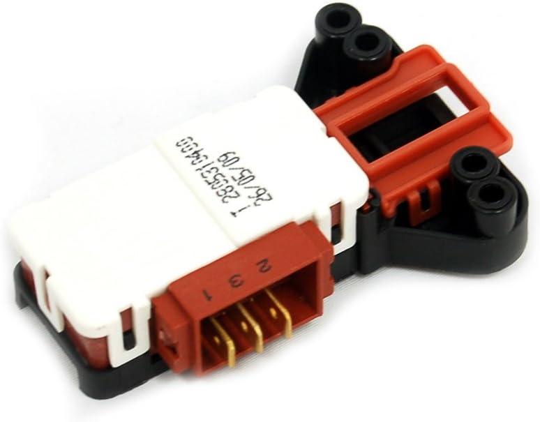 Beko 2805310400Ise lavadora puerta interruptor de enclavamiento