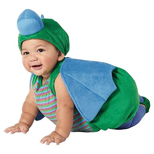 Plush Dragon Vest Infant Costume (0-6 months) -