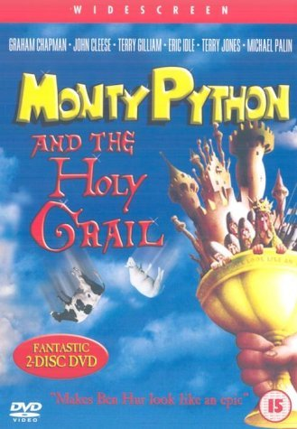 Monty Python and the Holy Grail -- Two-disc set DVD by Graham ...