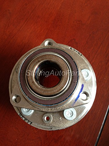 Price comparison product image PROFORCE 513282 Premium Wheel Bearing and Hub Assembly (Front or Rear)
