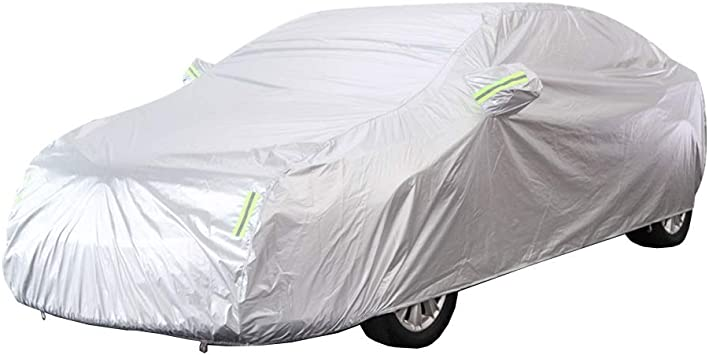 MERCEDES-BENZ CLK ALL YEARS LUXURY FULLY WATERPROOF CAR COVER COTTON LINED