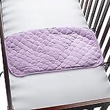 Baby Sheet Saver Pad (Lilac)