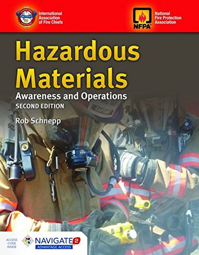 1449641547 - Hazardous Materials Awareness and Operations