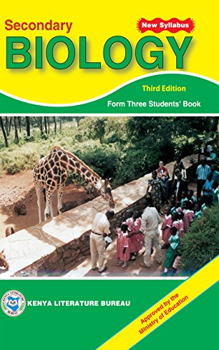 secondary biology form 3 students book third edition worldreader rh amazon com