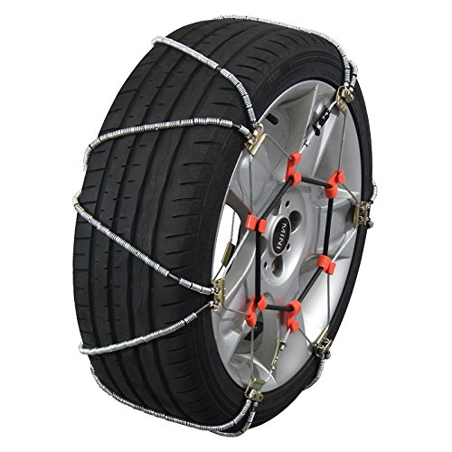 Quality Chain Volt Cable Passenger Snow Traction Tire Chains (QV343)