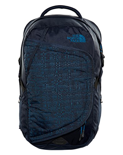 The North Face Hot Shot Backpack, Urban Navy/Banff Blue, One Size