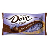 DOVE PROMISES Easter Dark Chocolate Candy Eggs 8.87oz Bag Deal (Small Image)