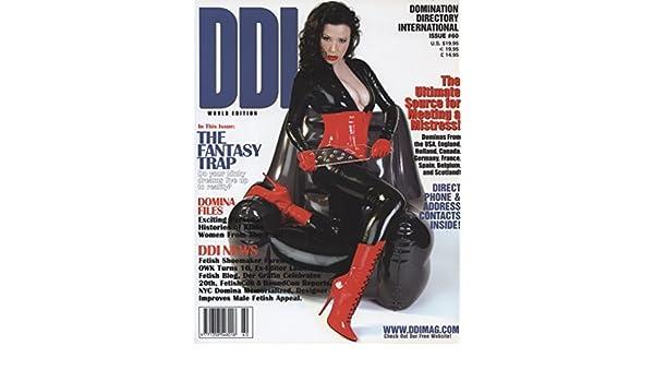 domination international Directory