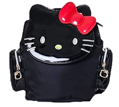 20a2c417c New Women Girl Hello kitty Backpack bag Shoulder bag Purse yey-14523