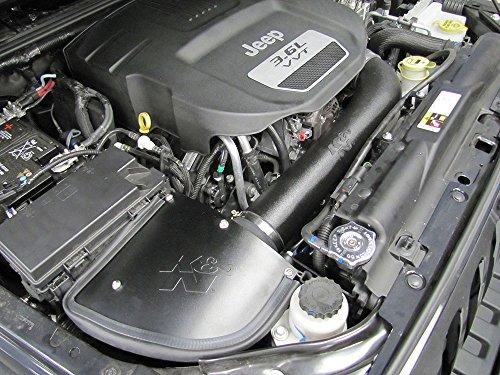 K&N 57-1566 Performance Intake Kit by K&N (Image #1)
