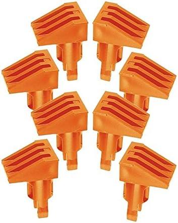 Black & Decker Workmate Ersatz-Wirbel mit Drehgelenk, 4er-Pack # 79-010-4–2 Stück