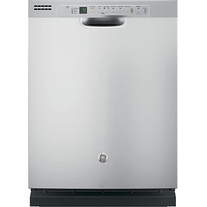 """Review GE GDF610PSJSS 24"""" Energy Star Built In Dishwasher with 16 Place Settings in Stainless Steel"""