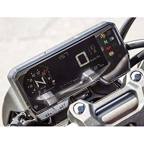 JFG RACING Motorfiets Cluster Krasbescherming Film Screen Protector Snelheidsmeter Gauge Cover voor Honda CBR650R CB650R…