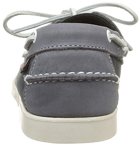 Sebago Grey Homme Chaussures Spinnaker Navy rvwvXpIqx