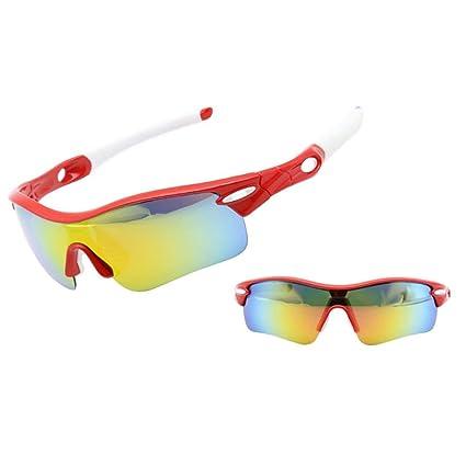 b73c06d6d616cf Beatie Lunettes de Soleil de Sport Polarisées Pour Homme ,Lunettes de  Cyclisme Sunglasses Pour Pêche