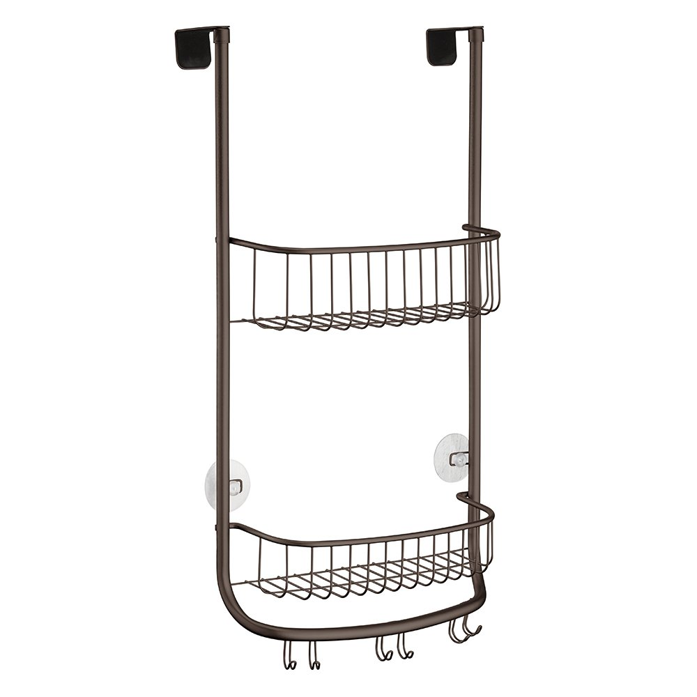 InterDesign Forma Over Shower Caddy Image 1