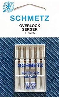 Schmetz EL70580 - Aguja para máquina de coser