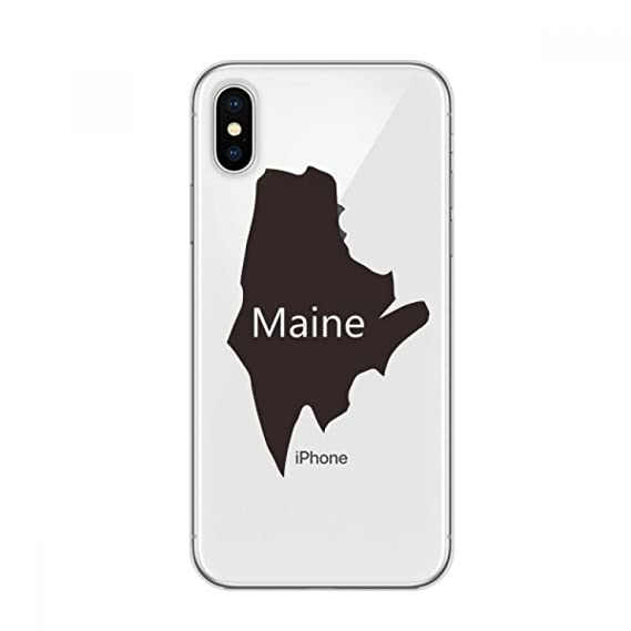 Amazon.com: Maine America USA Map Silhouette Apple iPhone X ... on colored usa map, navy usa map, wood usa map, simple usa map, clear usa map, customizable usa map, burgundy usa map, complete usa map, accurate usa map, modern usa map, shadow usa map, textured usa map, colorless usa map, rainbow usa map, orange usa map, usa contour map, united states map, empire usa map, small usa map, white usa map,