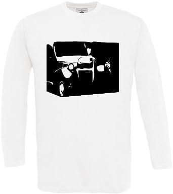 2Store24 Men\'s Longsleeve T-Shirt Dodge Car 1947 Us Muscle Car Cool ...