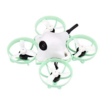 BETAFPV Meteor65 Acro 1S Brushless Whoop Drone Frsky with 19500KV 0802 Motor BT2.0 Connector F4 1S Brushless FC Micro Tiny Whoop FPV Acro Whoop Drone: Toys & Games