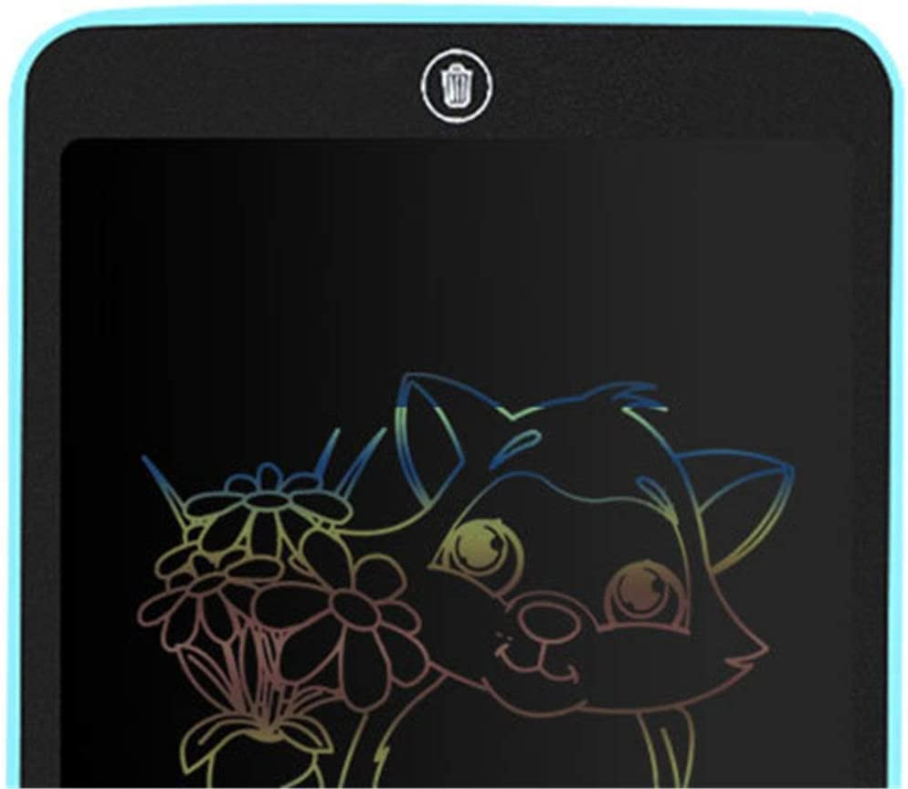Color : Black, Size : 12 inches JIANGXIUQIN LCD Board Digital Ewriter Electronic Graphics Tablet Portable Mini Board Handwriting Pad LCD Drawing Tablet Christmas Thanksgiving Gift
