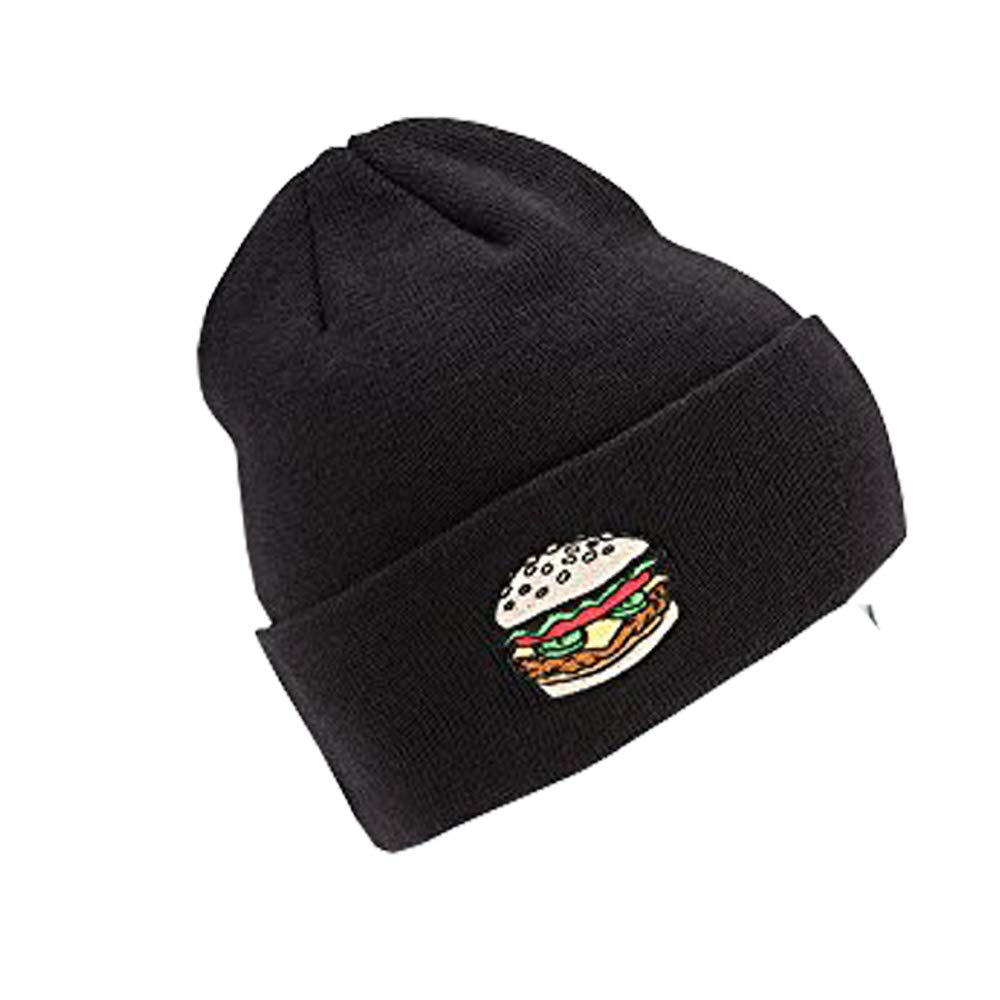 Coal Women's Crave Beanie (Black/Burger,O/S) by Coal