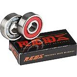 BONES REDS BEARINGS REPLACEMENT 2-Pack Skateboard Scooter Inline Bearing x2