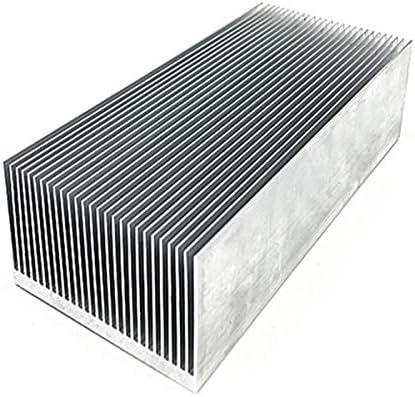 Semoic 100x69x36mm Aluminum Heatsink Cooling for LED Power Memory Chip