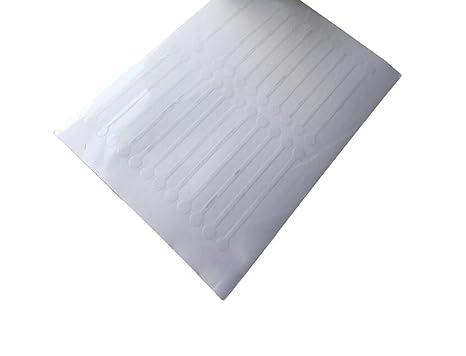super popolare prezzi di sdoganamento design senza tempo 6 fogli) 60 mm x 6 mm (filo disegno autoadesivo adesivo ...