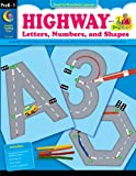 Highway Letters, Numbers and Shapes, Jean Feldman, 1616010363