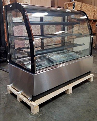 Bakery Case 2 Sliding Doors (59