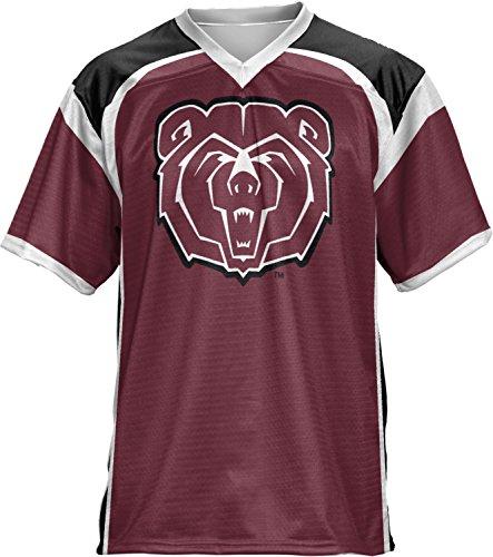 ProSphere Missouri State University Men's Football Jersey (Red Zone) FCF41 ()